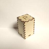 Перечница деревянная Сканди