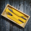 Коробка Канта для подачи приборов в ресторане