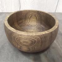 Глубокая деревянная тарелка Стова