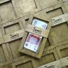 Коробка для счета и предчеков Сантана для ресторана и кафе