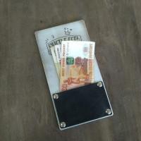 Деревянный чек-бук Асана 1 Прованс
