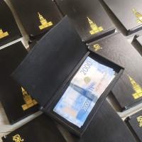 Шкатулка для чеков и счета Басани Лакшери