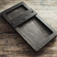 Коробка для счета Сантана 1М c декоративными винтами