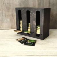 Накопитель для пакетиков чая Грин 3