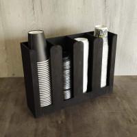 Капхолдер для бумажных стаканчиков Фадей 4