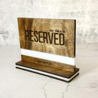 Табличка Октима 1 Reserved