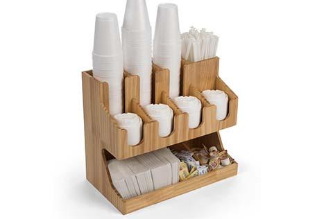 Органайзеры для стаканчиков и крышек
